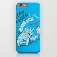 I Can Touch Your Heart iPhone 6 Slim Case