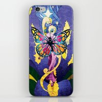 No Bigger Than Your Thum… iPhone & iPod Skin