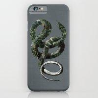 Jungle Snake iPhone 6 Slim Case