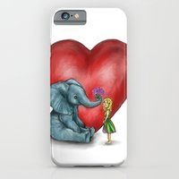 Pachyderm's  Bouquet iPhone 6 Slim Case