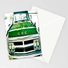 Green GMC Stationery Cards