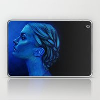 Blauw Laptop & iPad Skin
