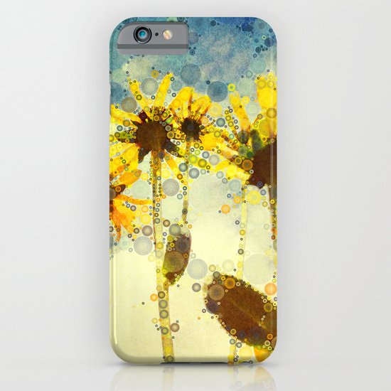 Her Thoughts Were Happy and So Was Her Life iPhone & iPod Case