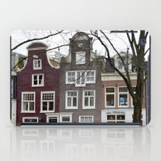 Amsterdam houses iPad Case