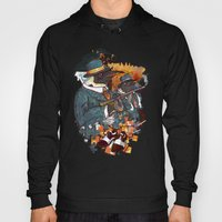 Mobster Puzzle Hoody