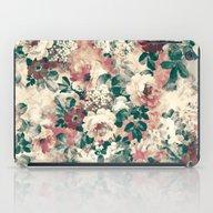 Quiet Garden Movement iPad Case