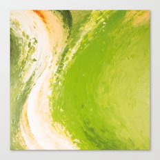 Abstract painting II Canvas Print