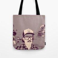 Vish Tote Bag