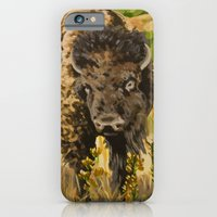 American Bison iPhone 6 Slim Case