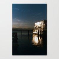 film burlington reflection Canvas Print