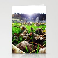 Final Rest Stationery Cards