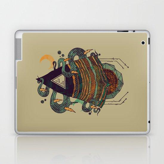 Positive Thinking Laptop & iPad Skin