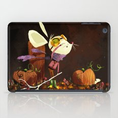 Autumn Mouse iPad Case