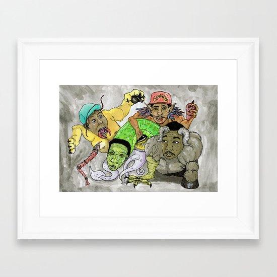 """Rella"" by Cap Blackard Framed Art Print"