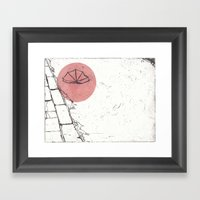 Kensington (II) Framed Art Print