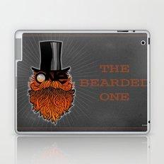 THE BEARDED ONE Laptop & iPad Skin