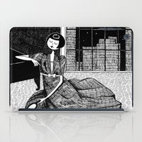 it is only a paper moon iPad Case