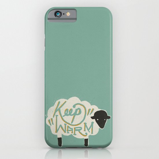 Keep Warm iPhone & iPod Case