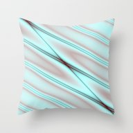 Diamond Cut Throw Pillow