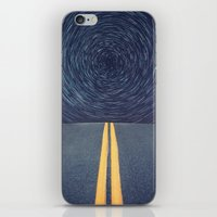Road to the North iPhone & iPod Skin