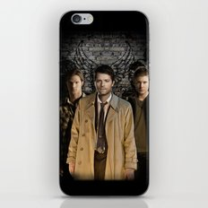 Supernatural iPhone & iPod Skin
