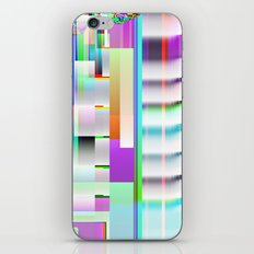 port11x8a iPhone & iPod Skin