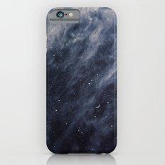 Blue Clouds, Blue Moon Slim Case iPhone 6s