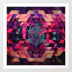 Gyodysyc Syn Art Print