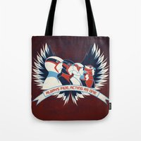 Always Five, Acting As O… Tote Bag