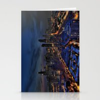 The City Of Big Shoulder… Stationery Cards