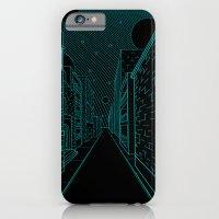 Cosmos City iPhone 6 Slim Case