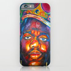 BIGGIE SMALLS iPhone 6 Slim Case