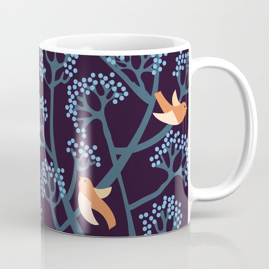 Birds Are singing Mug