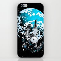 The Lost Astronaut  iPhone & iPod Skin