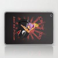 Princess Peach Pin Up Laptop & iPad Skin
