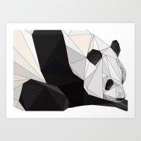 Pa Art Print