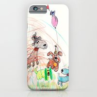 :: Underdogs Party-on-the-Lawn :: iPhone 6 Slim Case