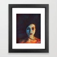 Proof Of Concept Framed Art Print