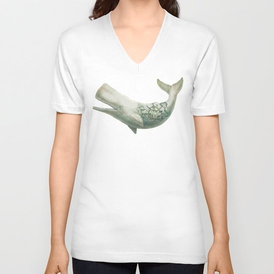 Far and Wide V-neck T-shirt