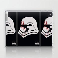 Finn Stormtrooper Profile Laptop & iPad Skin
