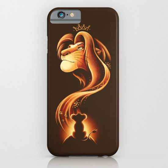 The New King iPhone & iPod Case