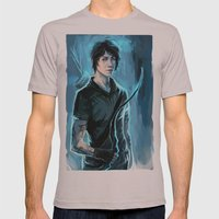 Alec Lightwood Mens Fitted Tee Cinder SMALL
