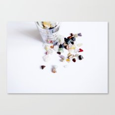 Gems (1) Canvas Print