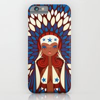 FIFA 2014 Samba Girls Series: Honduras iPhone 6 Slim Case