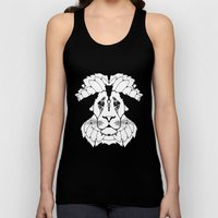 Mane Attraction (Stealth) Unisex Tank Top