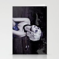 Cemetery Thoughts Stationery Cards
