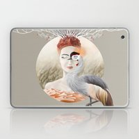 Bird of Cranes Laptop & iPad Skin