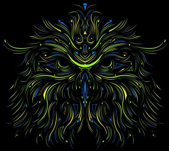 Mysticowl Canvas Print