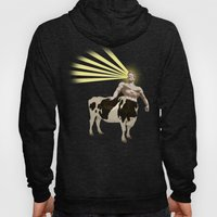 The real muscular cow-boy  Hoody