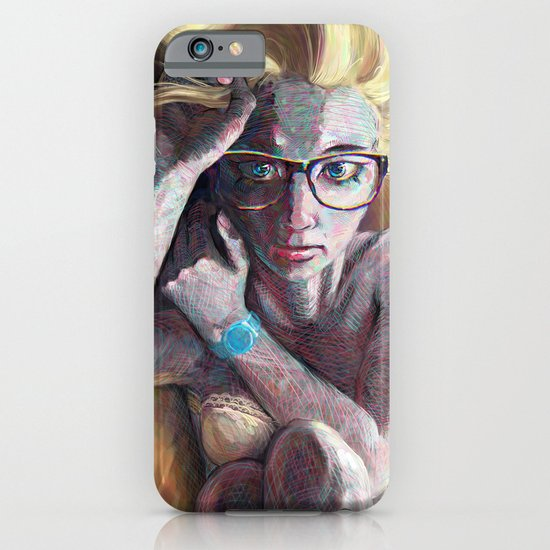 Decisions of Young Freedom iPhone & iPod Case